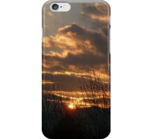 Colorado Sunset ... Colorado Springs iPhone Case/Skin