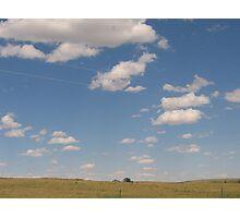 Big Sky Country Photographic Print