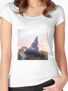Fantasia Women's Fitted Scoop T-Shirt