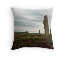 The Ring of Brodgar 1 Throw Pillow