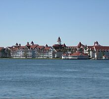 Disney Grand Floridian by OnTheRoadAgain