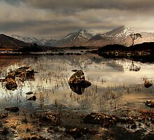 Rannoch Nights by Linda  Morrison