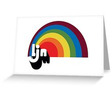 LJN Greeting Card