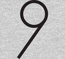 The Significance of the Number 9 Mens V-Neck T-Shirt