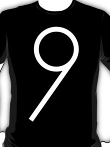 The Significance of the Number 9 T-Shirt