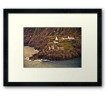 Fort Amherst Framed Print