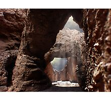 Doors of the Valley Photographic Print