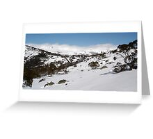 Charlotte Pass Greeting Card