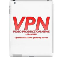 Inspired by Nightcrawler - Video Production News iPad Case/Skin
