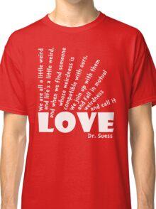Mutual Weirdness Classic T-Shirt