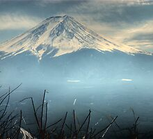 fuji in HDR by John Adulcikas
