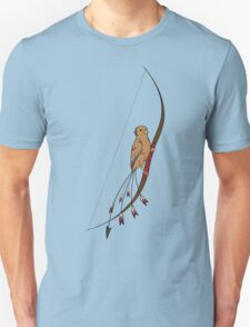 Archery Bird Unisex T-Shirt
