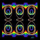 Fun With Rainbows by Mystikka