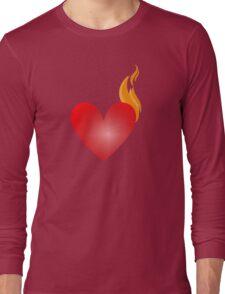 Burning Love Long Sleeve T-Shirt
