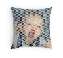 LET ME OUT NOW!! Throw Pillow