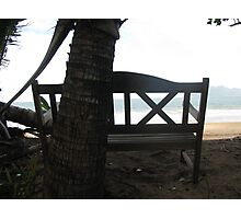 Sit down....relax Photographic Print