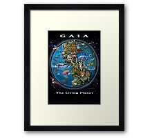 Gaia – The Living Planet Framed Print