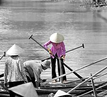 Mekong Delta by Chris Muscat