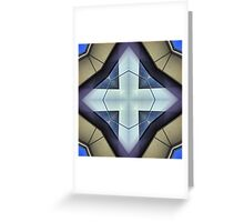 Symmetry I Greeting Card