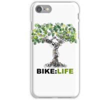 BIKE:LIFE tree iPhone Case/Skin