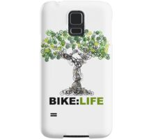 BIKE:LIFE tree Samsung Galaxy Case/Skin