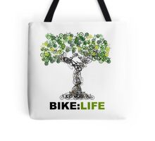 BIKE:LIFE tree Tote Bag