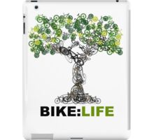 BIKE:LIFE tree iPad Case/Skin