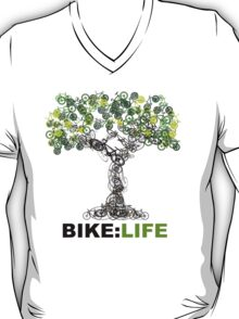 BIKE:LIFE tree T-Shirt