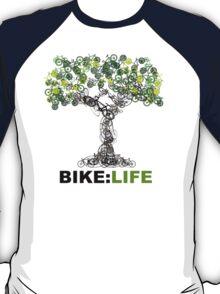BIKE:LIFE tree T-Shirt