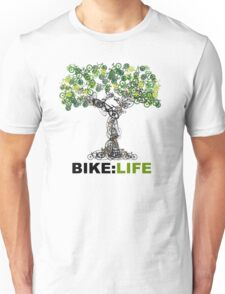 BIKE:LIFE tree Unisex T-Shirt