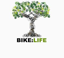 BIKE:LIFE tree Mens V-Neck T-Shirt