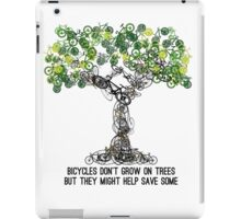 Bike Tree iPad Case/Skin