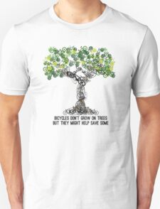 Bike Tree Unisex T-Shirt