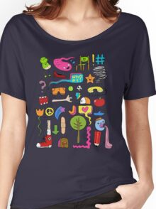 busy Women's Relaxed Fit T-Shirt