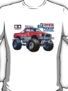 58111 Mountaineer Toyota 4x4 Pickup T-Shirt