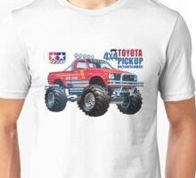 58111 Mountaineer Toyota 4x4 Pickup Unisex T-Shirt