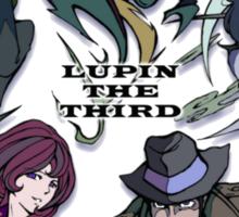 Lupin Sticker