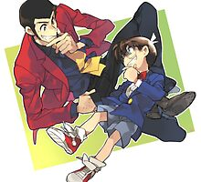 Lupin by Lupin-XIII