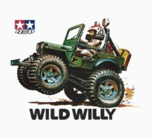 58035 Wild Willy by pandagfx