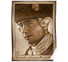 Jack Davenport as Commodore Norrington Poster