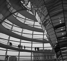 Reichstag Dome, Berlin by PPDesigns