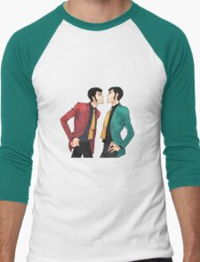 Lupin Men's Baseball ¾ T-Shirt