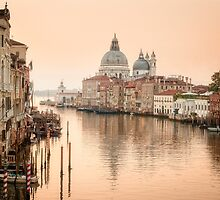 Grand Canal Venice by Chris McIlreavy