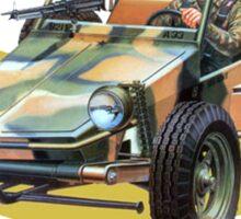58046 Fast Attack Vehicle Sticker