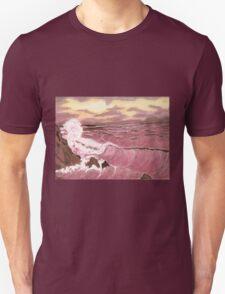 Sunset Seas Unisex T-Shirt