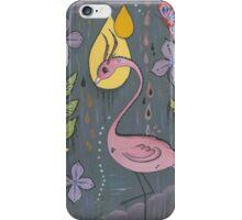 Rose Flamingo iPhone Case/Skin