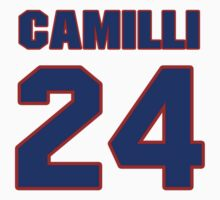 National baseball player Dolph Camilli jersey 24 by imsport