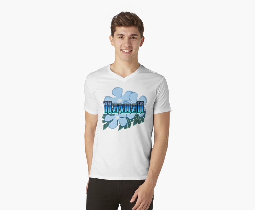 Hawaii Destination Shirt by SaMack