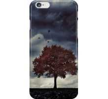 Redtree iPhone Case/Skin