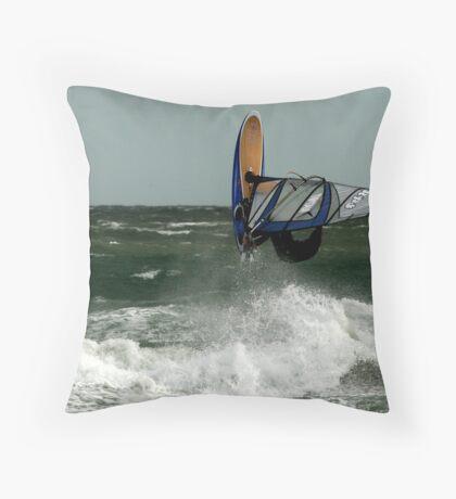 Air Born Throw Pillow